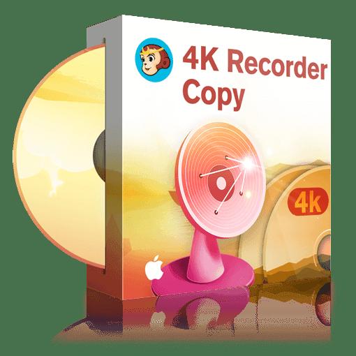 DVDFab_4k_recorder_copy_for_mac full screenshot