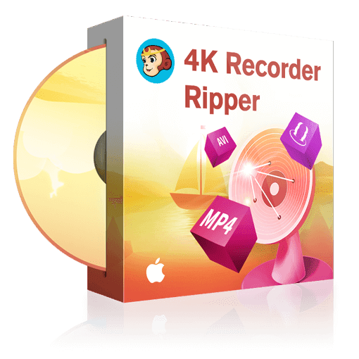DVDFab_4k_recorder_ripper_for_mac full screenshot