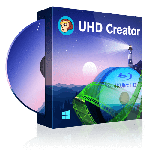 DVDFab_uhd_creator full screenshot