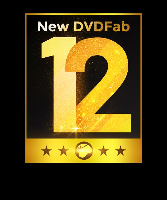 DVDFab12 full screenshot