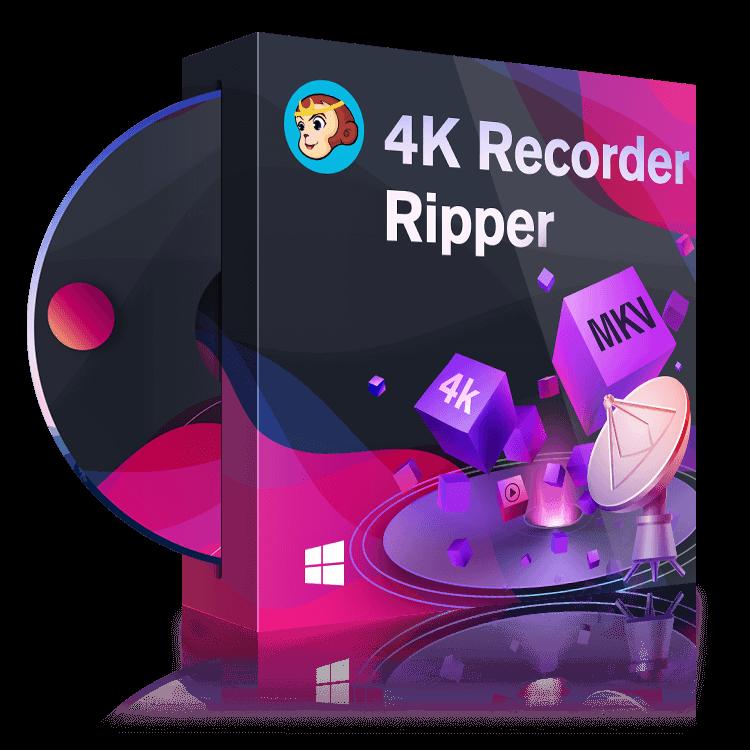 DVDFab_4K_recorder_ripper full screenshot