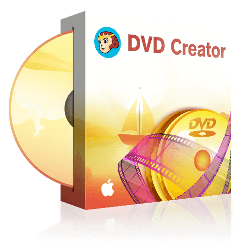 DVDFab DVD Creator for Mac