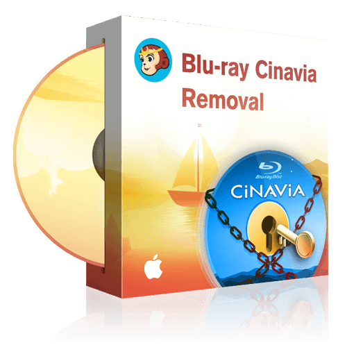 DVDFab Blu-ray Cinavia Removal for Mac