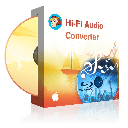 DVDFab Hi-Fi Audio Converter for Mac