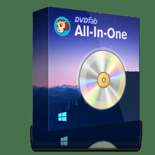 DVDFab All-In-One