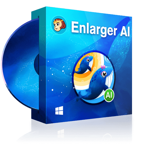 DVDFab Enlarger AI