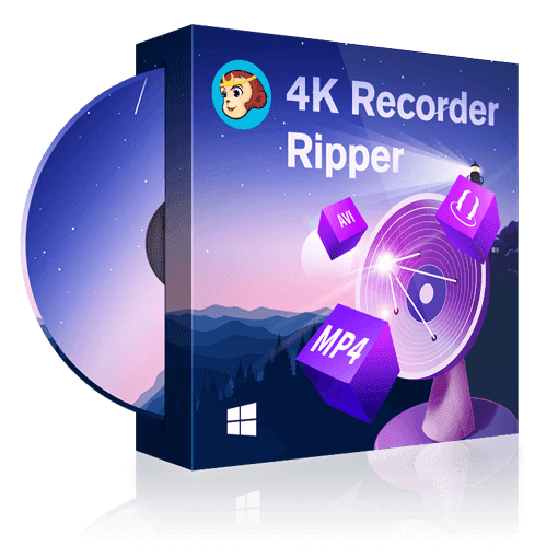 DVDFab 4K Recorder Ripper