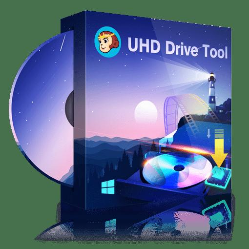 DVDFab UHD Drive Tool