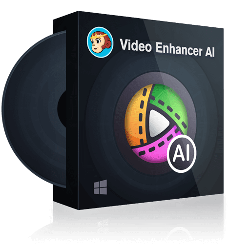 DVDFab Video Enhancer AI