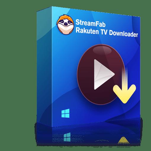 StreamFab Rakuten TV Downloader