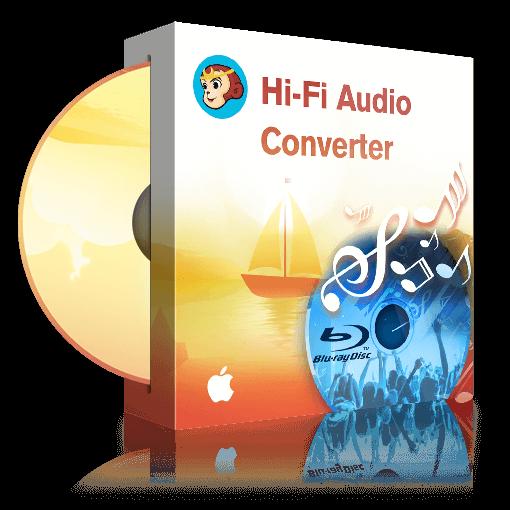 DVDFab Hi-Fi Audio Converter for Mac