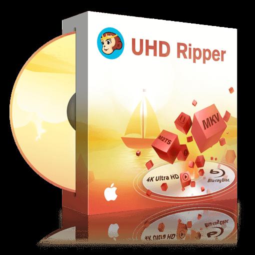 DVDFab UHD Ripper for Mac