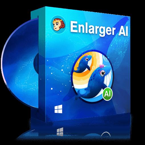 DVDFab Enlarger AI