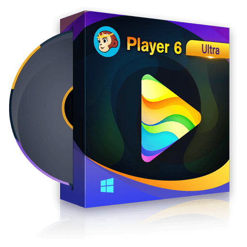 DVDFab Player 6 Ultra