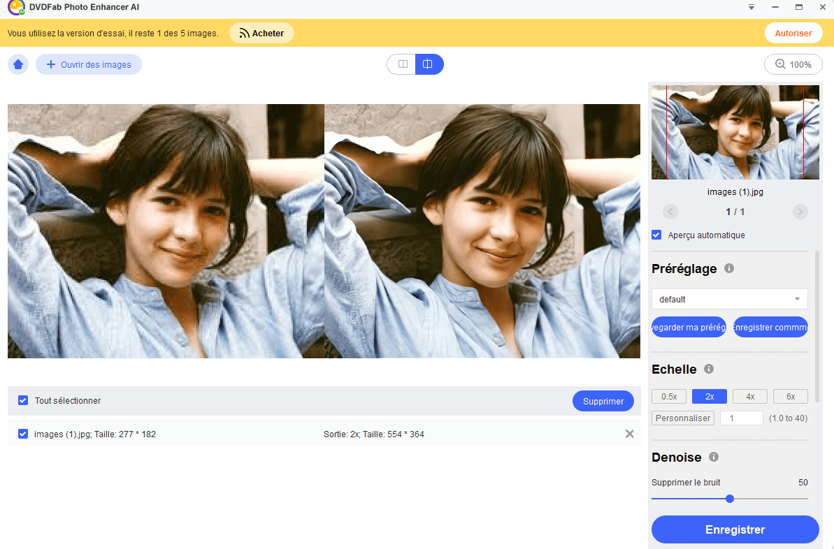 Photo Enhancer AI guide 3