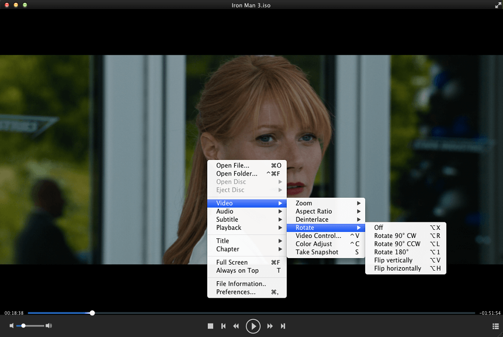 Screenshot 2 des DVDFab Media Players