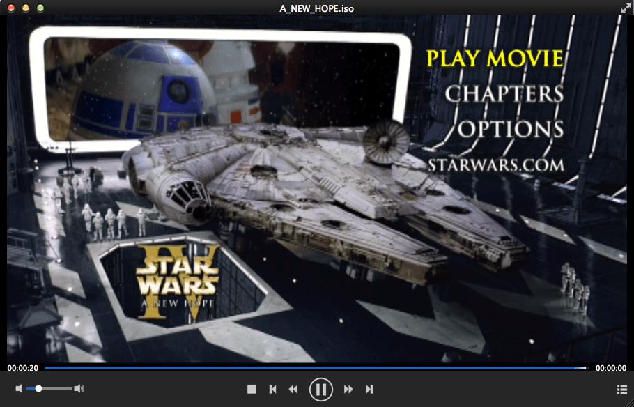 Screenshot 3 des DVDFab Media Players