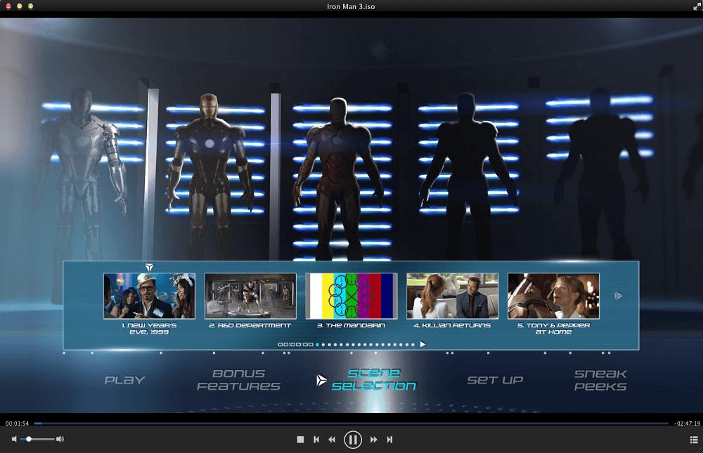Screenshot 4 des DVDFab Media Players