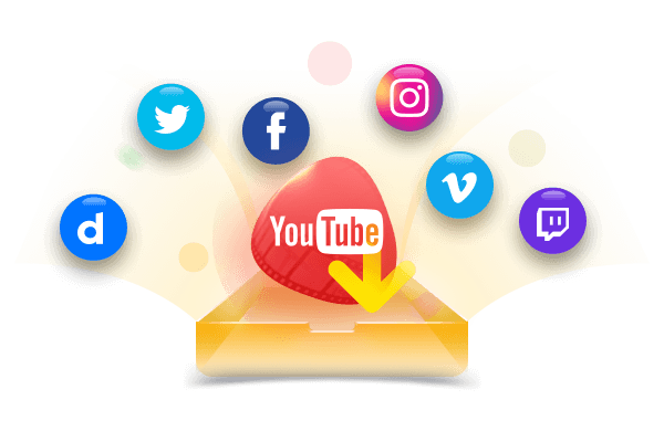 Best YouTube Video Downloader to download videos & music from 1000+ sites