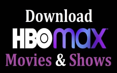 HBO max download