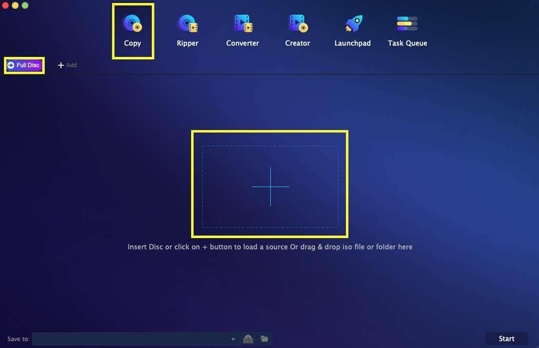 dvdfab hd decrypter for Mac guide 1