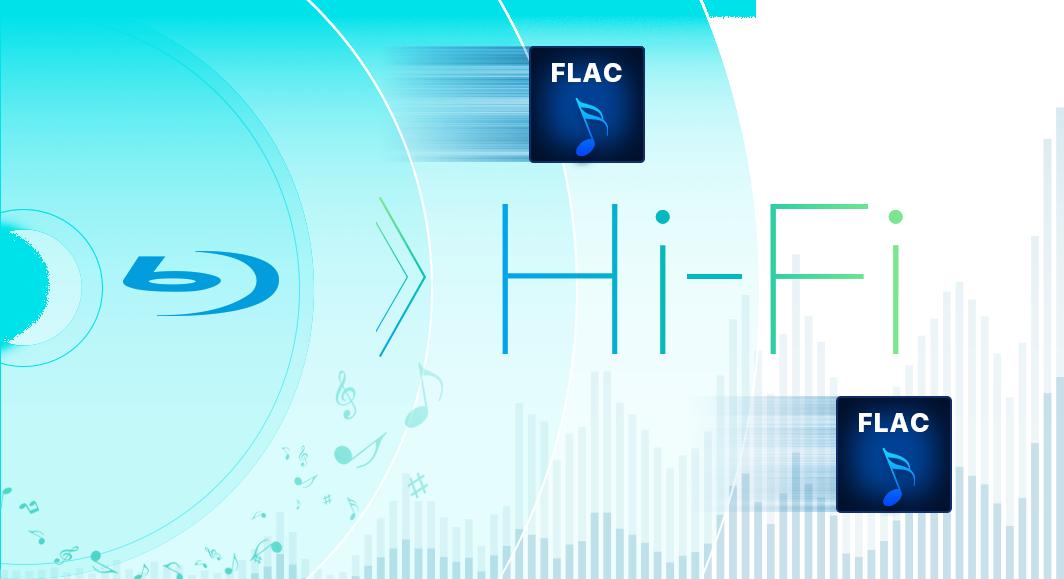 DVDFab Hi-Fi Audio Converter Feature 1