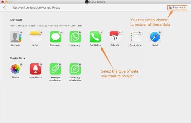 dvdfab ifonerestore for mac guide 3