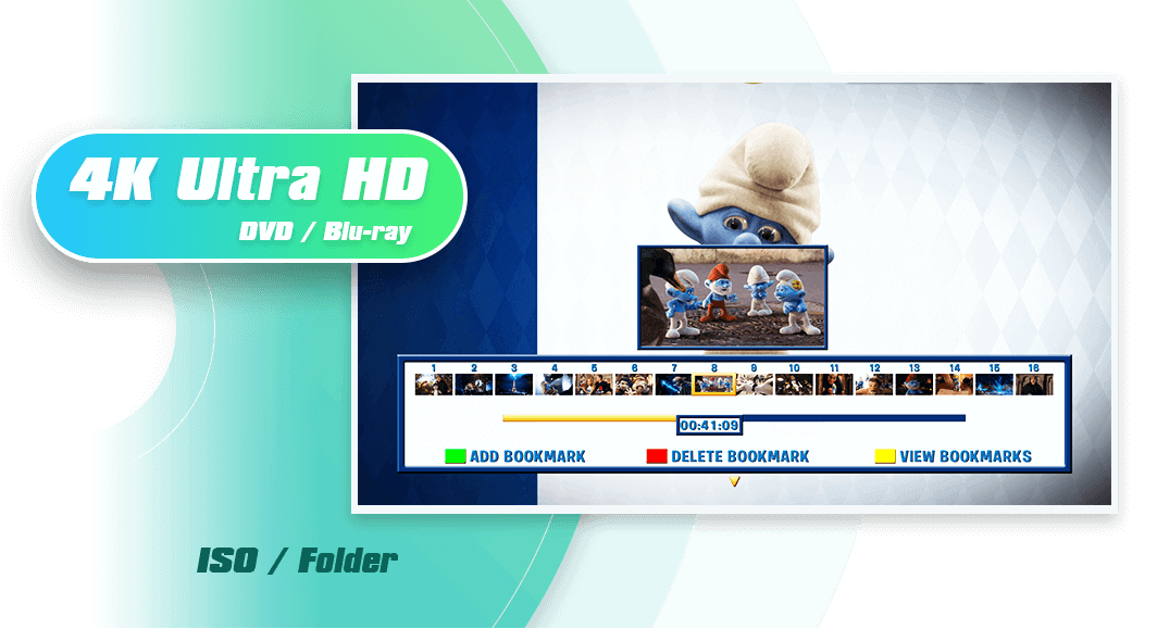 dvdfab media player feature