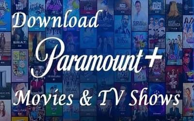 Paramount Plus download