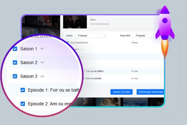 Télécharger plusieurs vidéos en streaming AbemaTV rapidement et facilement