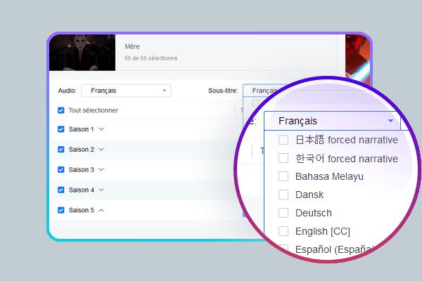 Le meilleur téléchargeur de streaming pour le téléchargement par lots et la libération du téléchargement automatique