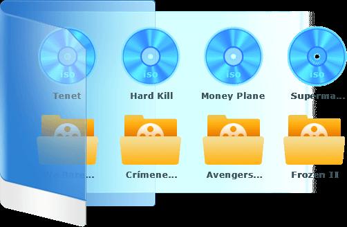 Blu-ray UHD 変換