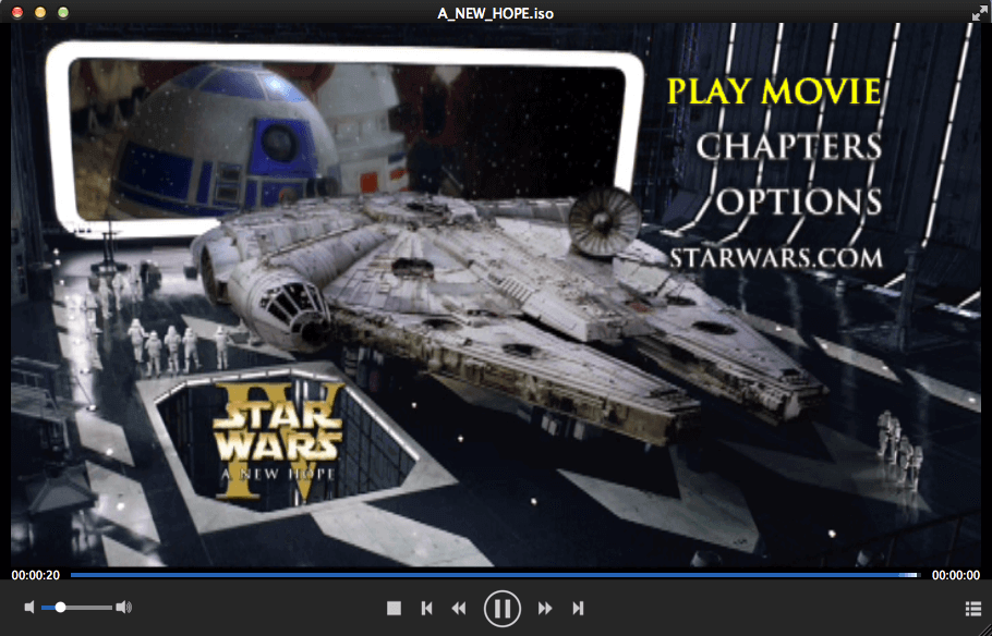 DVDFab メディア プレーヤー スクリーンショット 3