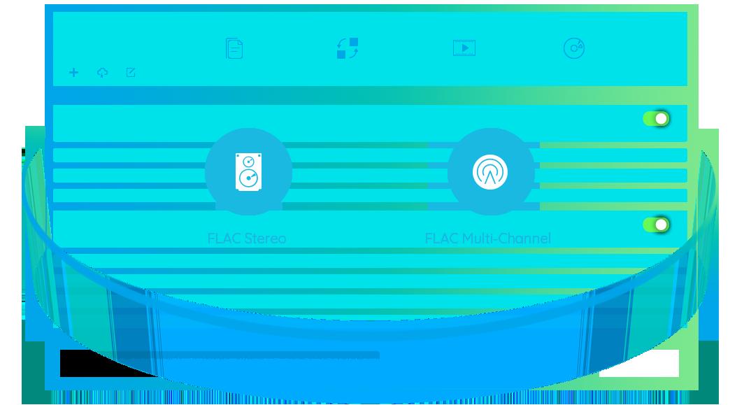 DVDFab Hi-Fi Audio Converter Feature 3
