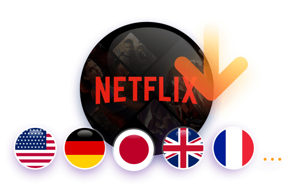 下載Netflix 1080p視訊