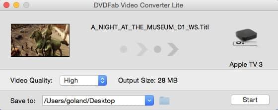 dvdfab video converter for Mac guide 1