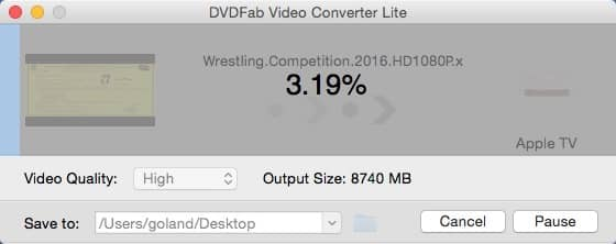 dvdfab video converter for Mac guide 3