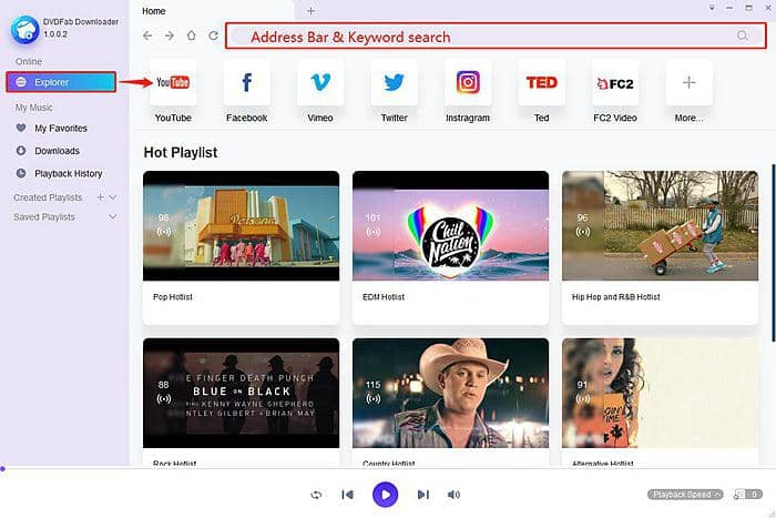 download any video from any site using URL