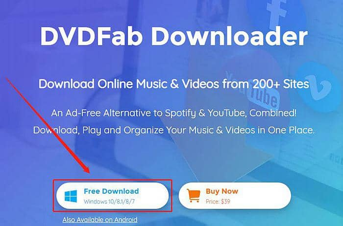 music video download for Android
