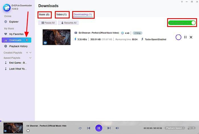 high quality YouTube video Downloader online