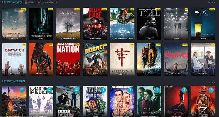 1080p streaming videos from Fmovies