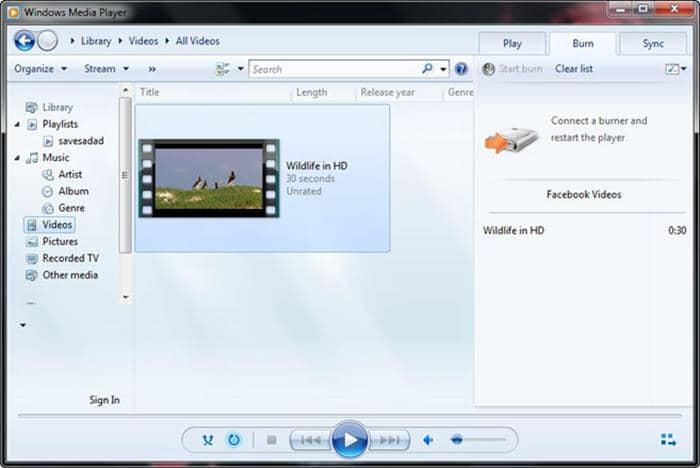 how to burn a dvd on windows 10