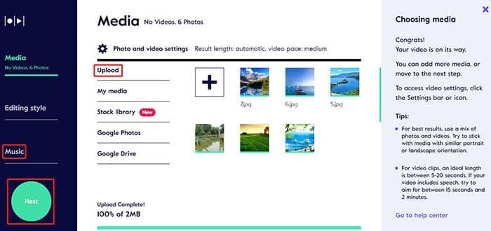 Apps to Make Pictures into Videos