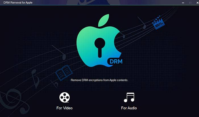 Apple Music DRM Removal Free Tool for Windows and Mac