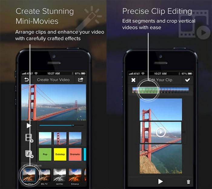 apple video editing app