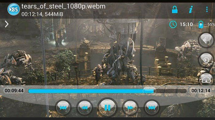 best avi video player for android