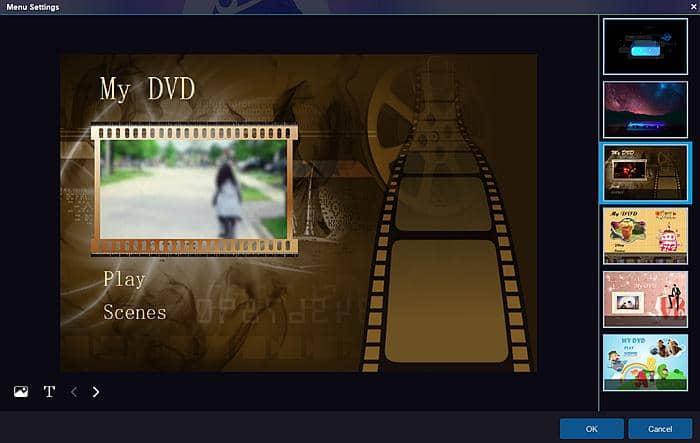 Best Free DVD Menu Creator