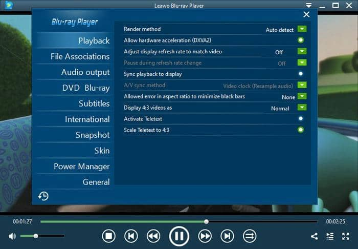 a good blu-ray player for pc