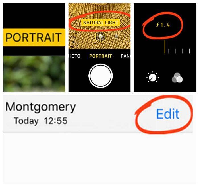 Blur Video Background in iPhone