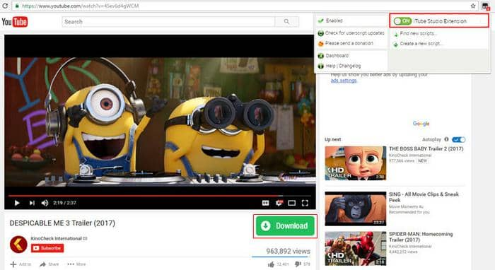 Top 3 Chrome Extensions Downloaders To Download Youtube To Mp3